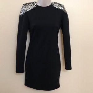 ASOS size 4 black dress